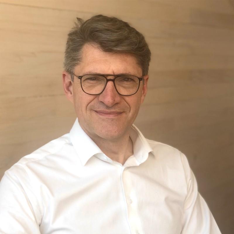 Pascal Cucchi, directeur général de la société Distraimed - Oréus Pilulier. ©DR