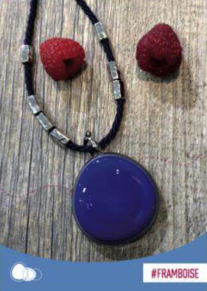 La Collection Framboise d'Assystel : le bijou connecté qui sauve des vies !