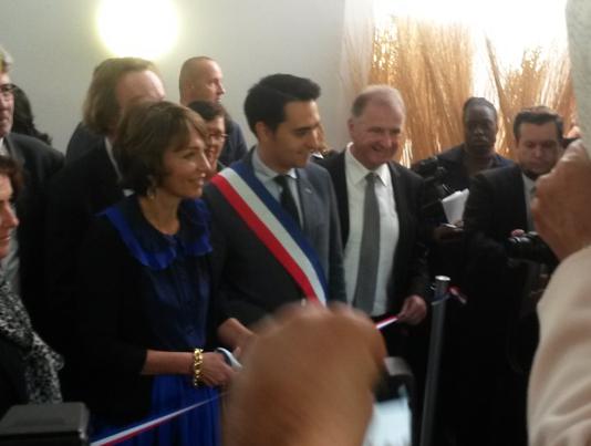 22ème Journée mondiale de la maladie d'Alzheimer : Marisol Touraine a inauguré le premier Village Répit Familles