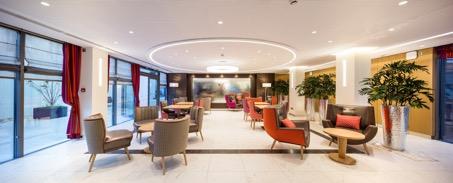 Villa Sully : des appartements haut de gamme équipés du système V.A.C., dispositif anti-chute, pour les seniors