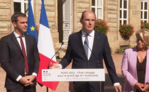 Jean Castex annonce des investissements pour le Grand Âge