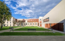 Inauguration de l'EHPAD de Beaulieu conçu par Chabanne + Partenaires à Angoulême