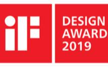 HOBART remporte le « iF DESIGN AWARD 2019 »