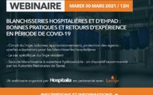 WEBINAIRE : SUIVEZ L'ÉVÈNEMENT HOSPITALIA / EHPADIA
