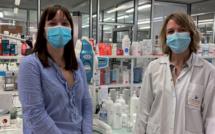 Justine Allio, cheffe de marque Rivadouce et Nathalie Larnaudie, directrice R&D. ©DR