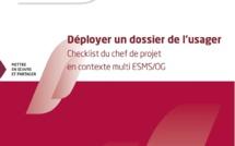 Déploiement du Dossier de l'Usager Informatisé: l'ANAP publie un kit et organise un webinaire