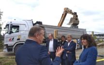 Melun-Sénart: la construction du Santépôle 2 commence