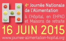 Journée Biennale de sensibilisation à l'alimentation en établissements de santé et à ses métiers