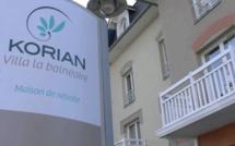 Reportage à la résidence Villa la Balnéaire du groupe Korian à Dinard