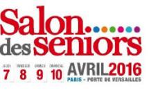18ème  édition du Salon des Seniors du 7 au 10 avril 2016 à Paris, Porte de Versailles